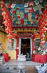 Malaysia, Penang, Temples, Mosques, Churches.