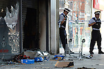 Brixton looting aftermath 9 August 2011