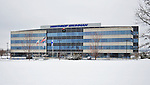 Northrop Grumman in Research Park on Christmas Day Dec. 25, 2010.  Bob Gathany Photographer