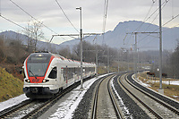 la nuova ferrovia Arcisate-Stabio