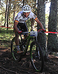 05.09.2015 La Massana Andorra. 201 UCI Mountain Bike World Champions.Picture show Manuel Fumic (GER) in action during Men ELite Cross-country Olympic World Champions