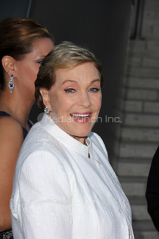 LOS ANGELES, CA - SEPTEMBER 30: Julie Andrews at the LA Philharmonic Opening Night Gala at the Disney Concert Hall in  Los Angeles, CA. Credit: David Edwards/DailyCeleb/MediaPunch