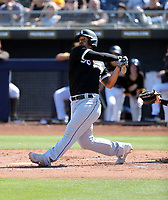 Cheslor Cuthbert - Chicago White Sox 2020 spring training (Bill Mitchell)