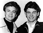 Everly Brothers 1964 Phil Everly and Don Everly