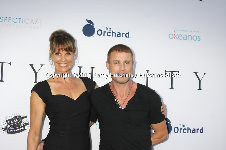 """LOS ANGELES - JUN 24:  Alexander Paul, Jaason Simmons at the """"Unity"""" Documentary World Premeire at the Director's Guild of America on June 24, 2015 in Los Angeles, CA"""