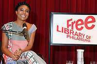 PHILADELPHIA, PA - OCTOBER 19: Gabrielle Union pictured at her book lecture for We're Going to Need More Wine: Stories That are Funny, Complicated, and True at the Free Library in Philadelphia, Pa on October 19, 2017 Credit: Star Shooter/MediaPunch /NortePhoto.com