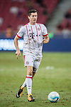 Bayern Munich Forward Robert Lewandowski in action during the International Champions Cup match between FC Bayern and FC Internazionale at National Stadium on July 27, 2017 in Singapore. Photo by Marcio Rodrigo Machado / Power Sport Images