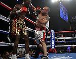 Jhonatan Romero fue derrotado por Francisco Martinez en la cuidad de Atalntic City en el hotel Revel ganando Martinez el campeonato  mundial de la FIB de las 126 libras