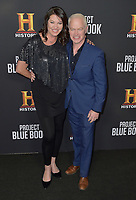 03 January 2019 - Los Angeles, California - Neal McDonough, Ruve McDonough. &quot;Project Blue Book&quot; History Scripted Series Los Angeles Premiere held at Simon House.          <br /> CAP/ADM<br /> &copy;ADM/Capital Pictures