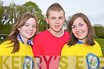 BATTENS: Some of the organisers of the Bee for Battens fundraiser at Presentation Secondary School, Milltown on Thursday last, l-r: Aine Murphy, Fergal O'Shea, Nicola Coffey.