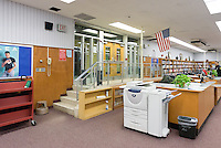 Central High School Bridgeport CT Expansion & Renovate as New. State of CT Project # 015-0174. One of 95 Photographs of Progress Submission 12, 01 February 2016. View on Key Plan 3 of 3, Main Level Demolition Plan Part A