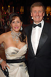 Liz and Tom Glanville at the Ballet Ball at the Wortham Theater Saturday Feb. 21, 2009.(Dave Rossman/For the Chronicle)