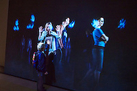 55th Art Biennale in Venice - The Encyclopedic Palace (Il Palazzo Enciclopedico).<br /> Arsenale.<br /> Holy See (Vatican) exposition.<br /> Studio Azzuro (Italy), &quot;In Principio&quot;, 2013.