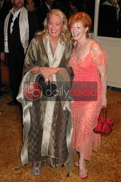 Diane Ladd and Frances Fisher<br />