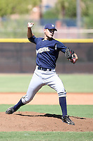 Nicholas Bucci - Milwaukee Brewers - 2010 Instructional League.Photo by:  Bill Mitchell/Four Seam Images..
