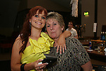 Nicola Matthews with her mam Dina at her 21st in the Thatch...Photo NEWSFILE/Jenny Matthews.(Photo credit should read Jenny Matthews/NEWSFILE)....This Picture has been sent you under the condtions enclosed by:.Newsfile Ltd..The Studio,.Millmount Abbey,.Drogheda,.Co Meath..Ireland..Tel: +353(0)41-9871240.Fax: +353(0)41-9871260.GSM: +353(0)86-2500958.email: pictures@newsfile.ie.www.newsfile.ie.FTP: 193.120.102.198.