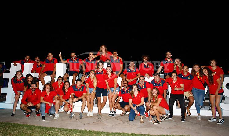 Sevens The Sevens for HSBC World Rugby Sevens Series 2018, Dubai - UAE - Photos Martin Seras Lima