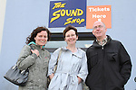 Ann Behan with Helena and John Sheeran at The Sound Shop Birthday Celebrations...(Photo credit should read Jenny Matthews www.newsfile.ie)....This Picture has been sent you under the conditions enclosed by:.Newsfile Ltd..The Studio,.Millmount Abbey,.Drogheda,.Co Meath..Ireland..Tel: +353(0)41-9871240.Fax: +353(0)41-9871260.GSM: +353(0)86-2500958.email: pictures@newsfile.ie.www.newsfile.ie.