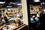 The Sun City Elks Lodge 2559 in Sun City, Arizona January 10, 2010. The almost 3,000 member lodge hosts BINGO, dances, brunch every Sunday, as well as the club meetings twice a month.