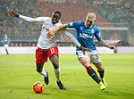 Martyn Waghorn and Dayot Upomecano