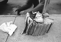 Circa 1979 - New York, NY - Curbside Recycling