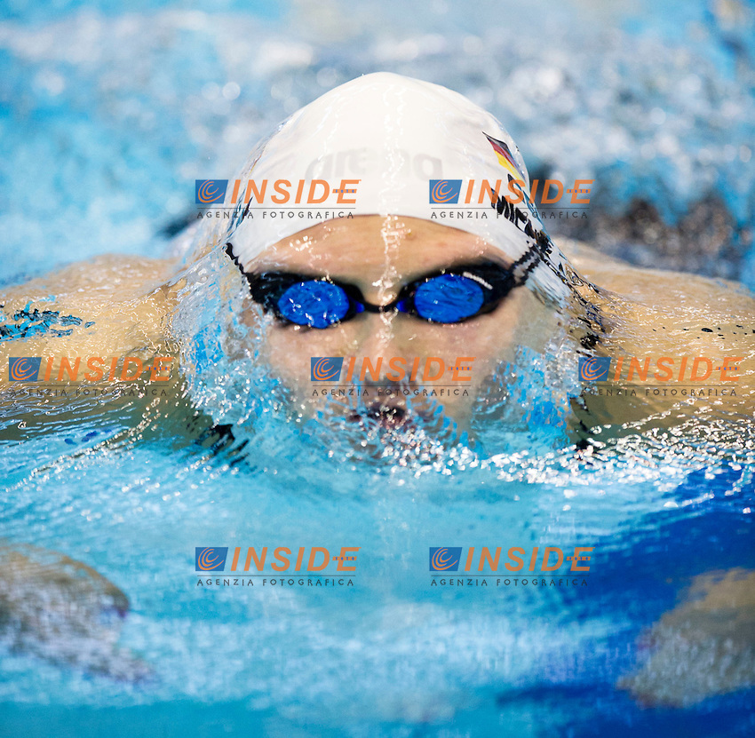 Szeszecin Stettino POL  - 8/12/2011.European Swimming  Short Course Championships.Swimming Nuoto heats batterie .MICHALAK Theresa GER.200 Medley Women.Photo Insidefoto / Giorgio Scala..
