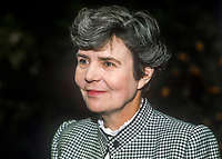 Baroness Young, aka Lady Janet Mary Young, Life Peer, Conservative Party, UK, October, 1982, 198210000196a<br /><br />Copyright Image from Victor Patterson, 54 Dorchester Park, <br />Belfast, UK, BT9 6RJ<br /><br />t1: +44 28 9066 1296 (from Rep of Ireland 048 9066 1296)<br />t2: +44 28 9002 2446 (from Rep of Ireland 048 9002 2446)<br />m: +44 7802 353836<br /><br />victorpatterson@me.com<br />www.victorpatterson.com<br /><br />Please see my Terms and Conditions of Use at VICTORPATTERSON.COM. It is IMPORTANT that you familiarise yourself with them.<br /><br />Images used on the Internet must be visibly watermarked i.e. &copy;VICTORPATTERSON.COM within the body of the image and copyright metadata must not be deleted. Images used on the Internet have a size restriction of 4kbs and are chargeable at the then current NUJ rates.<br /><br />This image is only available for the use of the download recipient i.e. television station, newspaper, magazine, book publisher, etc, and must not be passed on to any third party. It is also downloaded on condition that each and every usage is notified within 7 days to victorpatterson@me.com<br /><br />The right of Victor Patterson to be identified as the author is asserted in accordance with The Copyright Designs And Patents Act (1988).