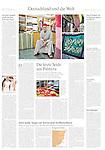 Frankfurter Allgemeine Zeitung, Germany - September 4, 2015