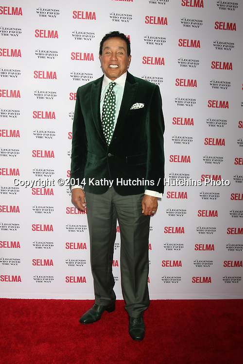 "SANTA BARBARA - DEC 6:  Smokey Robinson at the ""Selma"" & Legends Who Paved the Way Gala at the Bacara Resort & Spa on December 6, 2014 in Goleta, CA"