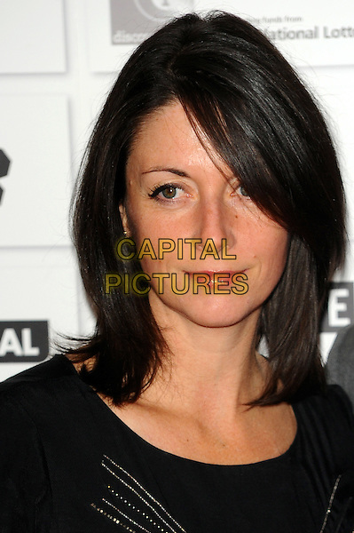 Mary McCartney.The 14th Moet British Independent Film Awards 2011, Old Billingsgate, London, England..December 4th, 2011.headshot portrait black .CAP/CJ.©Chris Joseph/Capital Pictures.
