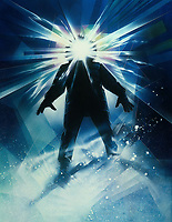 The Thing (1982) <br /> Promotional art with Kurt Russell<br /> *Filmstill - Editorial Use Only*<br /> CAP/KFS<br /> Image supplied by Capital Pictures