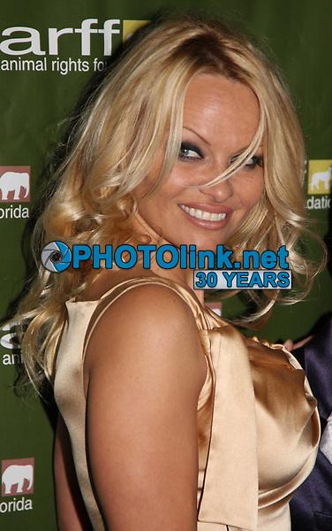Pam Anderson  3-14-2009<br /> Photo by JR Davis/PHOTOlink.net
