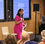 Nadine Wong during An Evening Of Legacy, Philanthropy & Music For The Benefit Of The Dramatists Guild Foundation at Morgan Stanley Headquarters on May 13, 2019 in New York City.