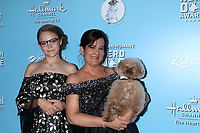 LOS ANGELES - OCT 5:  Daughter, Heather Heath, Willow at the 9th Annual American Humane Hero Dog Awards at the Beverly Hilton Hotel on October 5, 2019 in Beverly Hills, CA