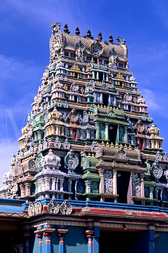 Srisiva Subrahmanya Swami Temple Nadi Bay Region in the Fiji Islands