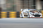 Tom Chilton races the FIA WTCC during the 61st Macau Grand Prix on November 14, 2014 at Macau street circuit in Macau, China. Photo by Aitor Alcalde / Power Sport Images
