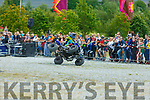 the Quad Bike Stunt Show on Sunda