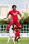 Eduardo Praes of Wofoo Tai Po celebrates after scoring his goal during the Dreams FC vs Wofoo Tai Po match of the week one Premier League match at the Aberdeen Sports Ground on 26 August 2017 in Hong Kong, China. Photo by Yu Chun Christopher Wong / Power Sport Images