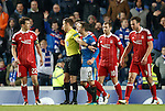 Ryan Jack is dismissed and has verbals with Jason Holt