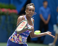 FLUSHING NY- AUGUST 27: Venus Williams attends Arthur Ashe kids day at the USTA Billie Jean King National Tennis Center on August 27, 2016 in Flushing Queens. Photo MPi04 / MediaPunch