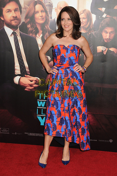 15 September 2014 - Hollywood, California - Tina Fey. &quot;This Is Where I Leave You&quot; Los Angeles Premiere held at the TCL Chinese Theatre.  <br /> CAP/ADM/BP<br /> &copy;Byron Purvis/AdMedia/Capital Pictures