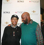 Russell Simmons and Ed Lover  attend Russell Simmons Celebrates The Grand Opening of the New Arygyleculture Men's Shop at Macy*s Herald Square, NY