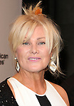 Deborra-Lee Furness attending The Museum of Moving Image salutes Hugh Jackman at Cipriani Wall Street in New York on December 11, 2012