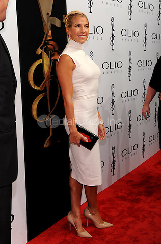 New York, NY- October 1: Jessica Seinfeld  attends the 2014 CLIO Awards on October 1, 2014 at Cipriani Wall Street in New York City.  Credit: John Palmer/MediaPunch