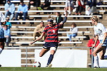 12 November 2016: Liberty's Baylee Gillmore. The University of North Carolina Tar Heels played the Liberty University Flames at Fetzer Field in Chapel Hill, North Carolina in a 2016 NCAA Division I Women's Soccer Tournament First Round match. UNC won the game 3-0