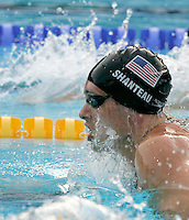 U.S. Eric Shanteau swims to win the silver medal in the Men's 200m Breaststroke final at the Swimming World Championships in Rome, 31 July 2009..UPDATE IMAGES PRESS/Riccardo De Luca