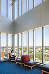 University of Maryland - Baltimore,  School of Medicine Health Science Facility  III | HOK