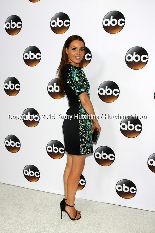 LOS ANGELES - JAN 14:  Camilla Luddington at the ABC TCA Winter 2015 at a The Langham Huntington Hotel on January 14, 2015 in Pasadena, CA