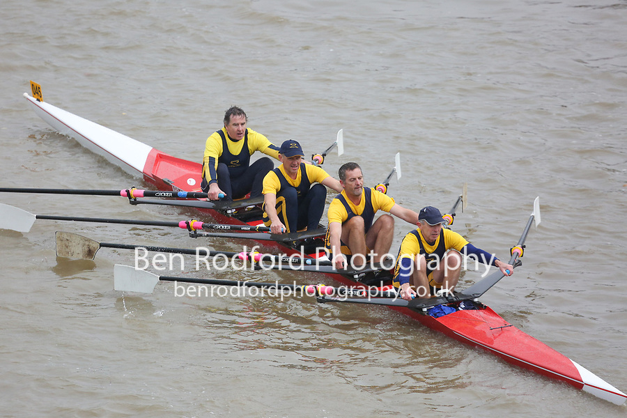Crew: 45   Ardingly   E 4x<br /> <br /> Veteran Fours Head 2017<br /> <br /> To purchase this photo, or to see pricing information for Prints and Downloads, click the blue 'Add to Cart' button at the top-right of the page.