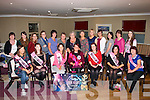 Michelle Hanafin, Dromtacker, Tralee (seated centre) travelled to the Kenmare Bay Hotel last Saturday for a night of fun with friends and family ahead of her wedding on December 31st next.